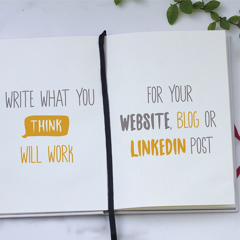 How to use a blank sheet of paper to improve your SEO for free