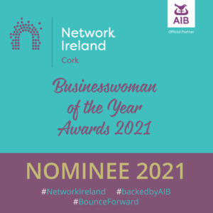 network cork business woman of the year awards 2021 nominee