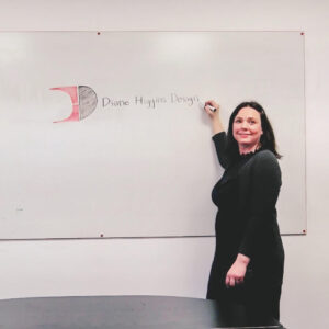 Diane Higgins Design -making your own content