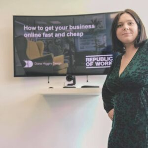 How to get your business online fast and cheap with Republic of Work. Lunch & Learn