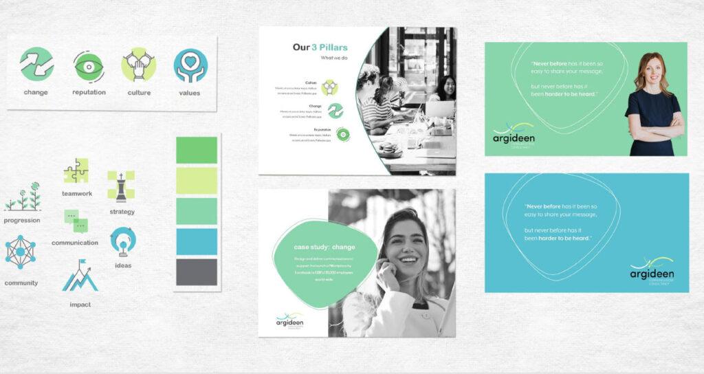 Brand Design Cork. Brand Design Board. Branding Designer. Graphic Designer.