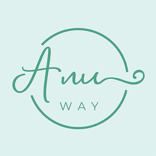 Anuway logo design review- Diane Higgins Design